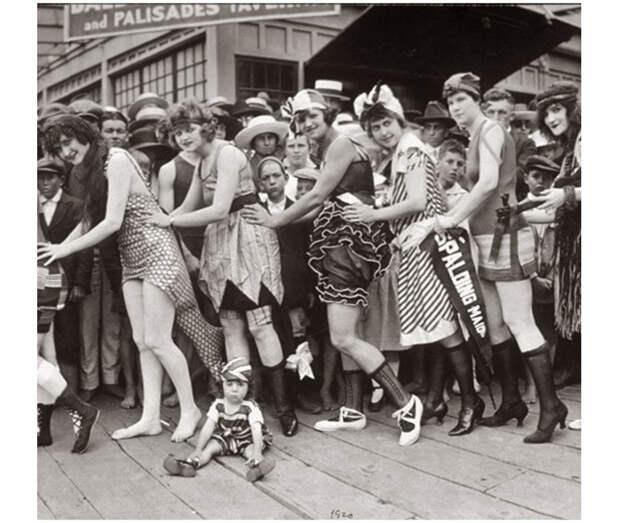 Танцевальные марафоны в США