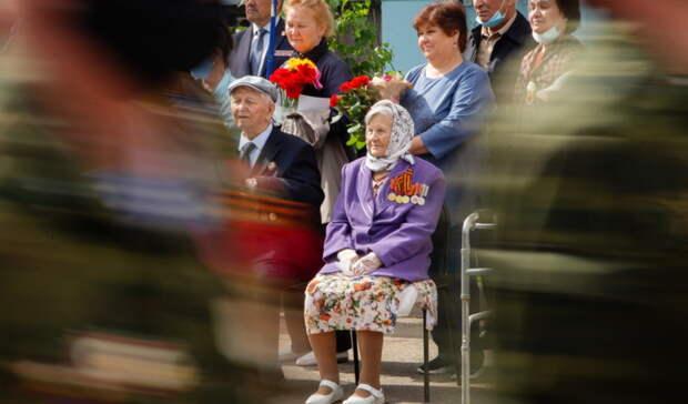 Спикер Законодательного Собрания Приморья поздравил ветеранов сДнём Победы