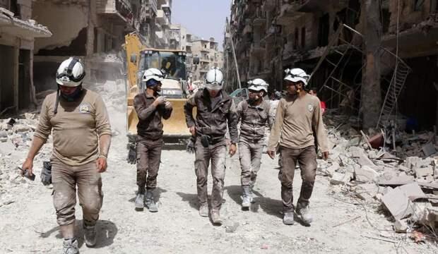 Появились доказательства фальсификации химатаки в сирийском городе Дума