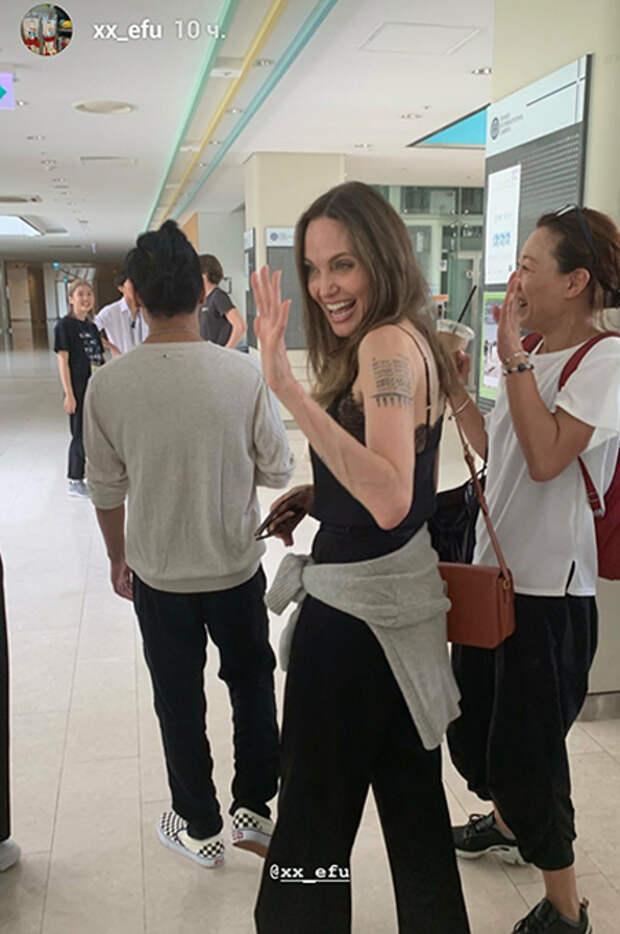 На стороне Анджелины Джоли: сын Брэда Питта Мэддокс отказался от его фамилии и выступил против него в суде