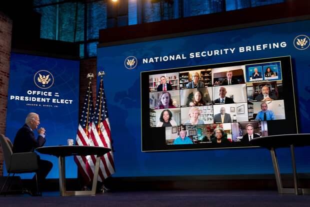 Команда Байдена: кадровый состав и приоритеты новой администрации США