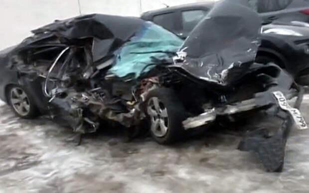 Продажа автомобиля закончилась разбойным нападением и ДТП