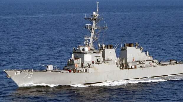Адмирал ВМФ РФ объяснил, как Москва повлияла на отказ США отправить корабли в Черное море