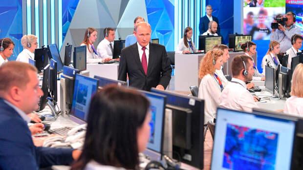 День чиновника: Прямая линия с Путиным стала кошмаром