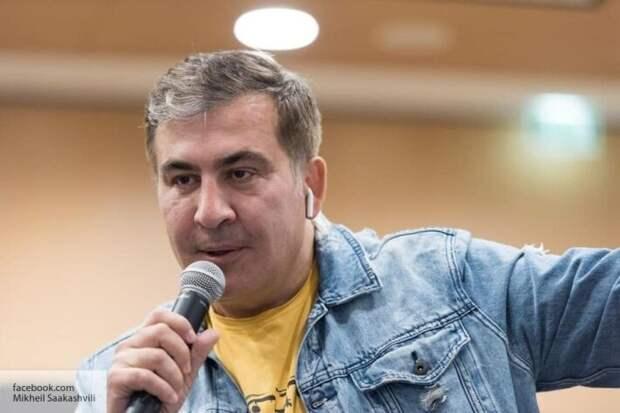 Зеленский подписал себе приговор, Саакашвили приблизит распад Украины