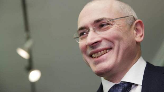 Беглый российский олигарх Михаил Ходорковский не пойдет на выборы в Госдуму РФ, потому что...