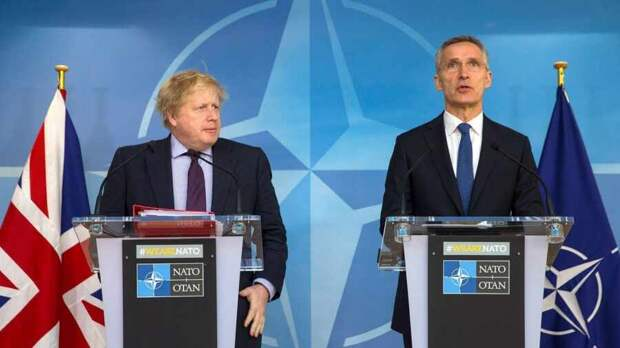 Британия может лишиться членства в НАТО за свою выходку в Крыму