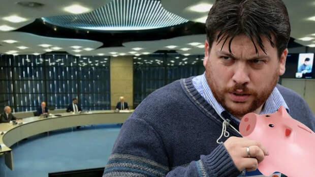Пранкеры разыграли голландских парламентариев от имени Волкова