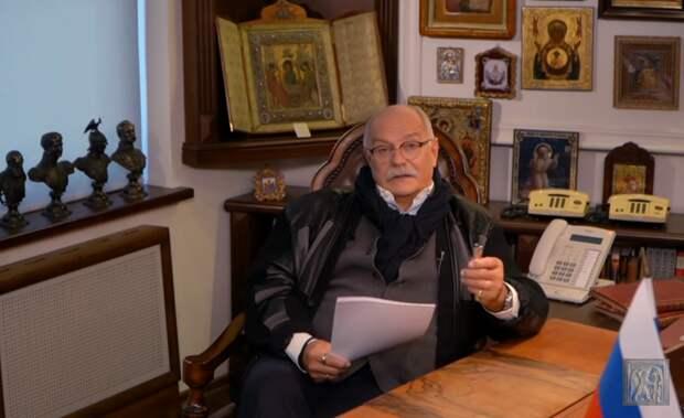 Орден для Михалкова: Главная награда за истязание бесов