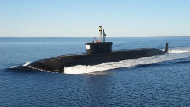 Конфуз ВМС США! Русская подлодка вынырнула там, где ее не ждали