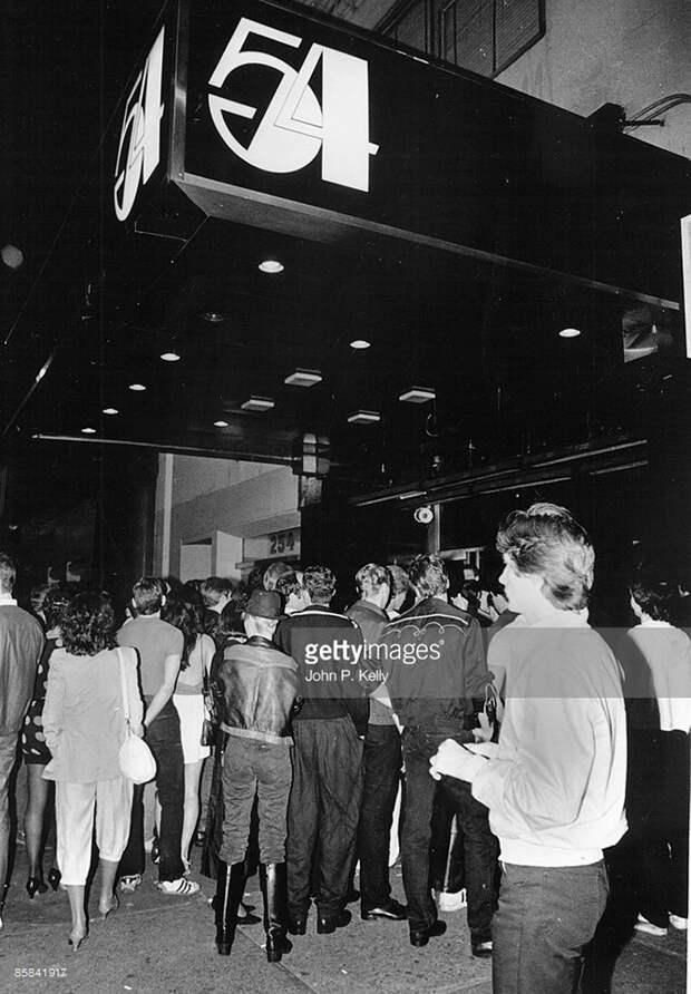 Нью-Йорк в 70-е