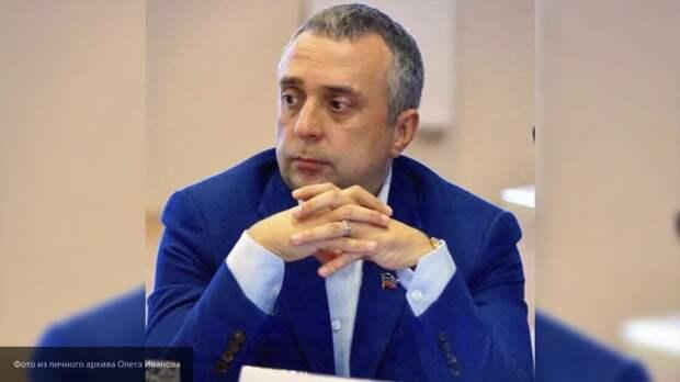 «Чистый шпионаж»: политолог Иванов о провокации Короткова в Петербурге