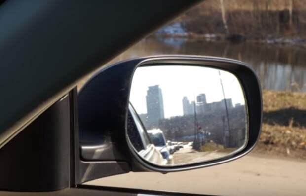 3 популярные ошибки, которые то и дело допускают водители при настройке зеркал
