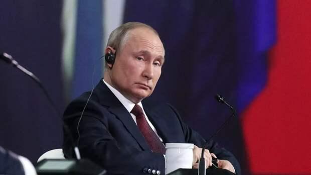 Путин назвал самую значимую в своей жизни задачу