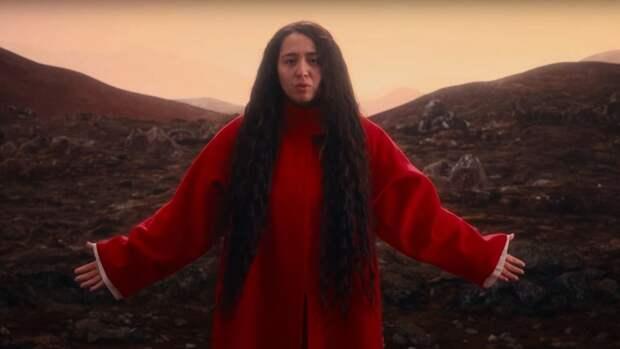 Манижа исполнила свою песню в первом полуфинале Евровидения
