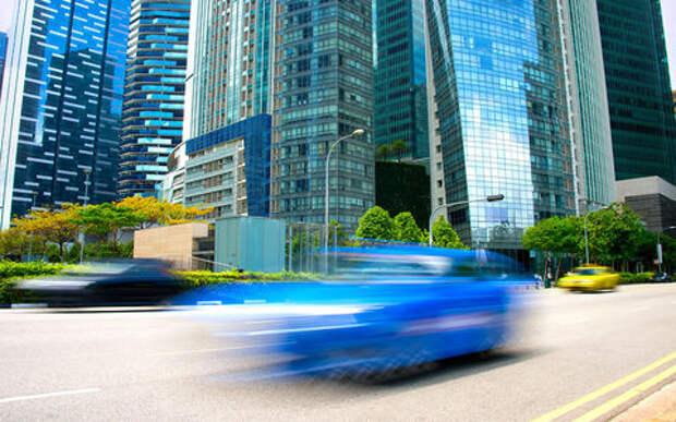 В Сингапуре запретили продажи автомобилей