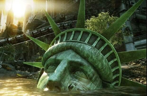 Без Америки — контуры нового мира. Александр Роджерс