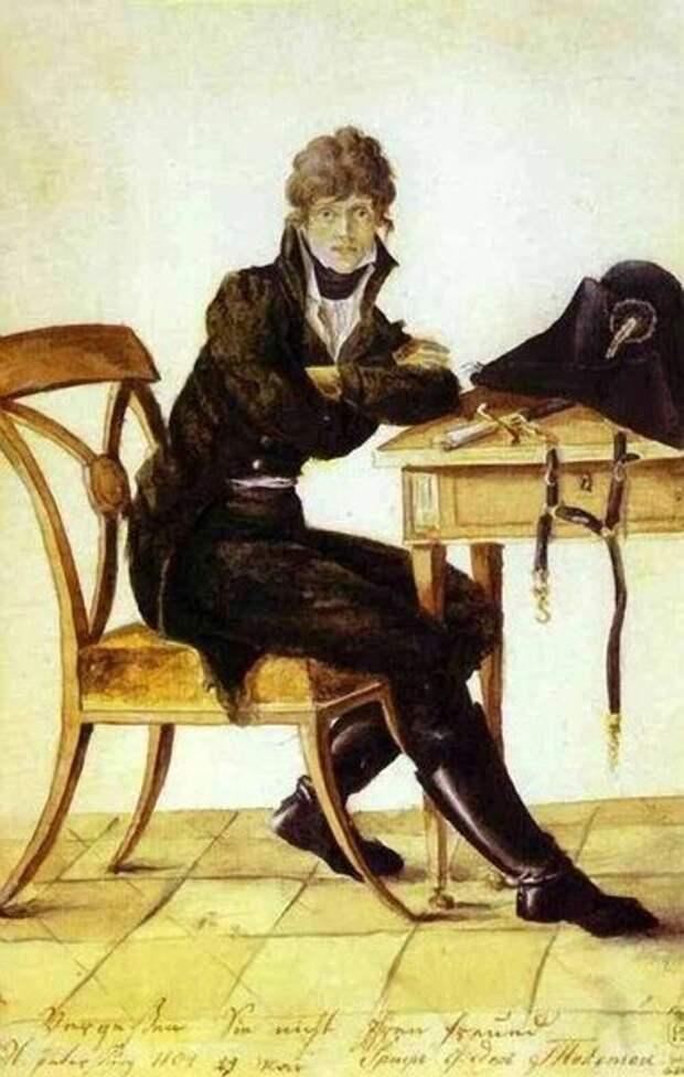Федор Иванович Толстой