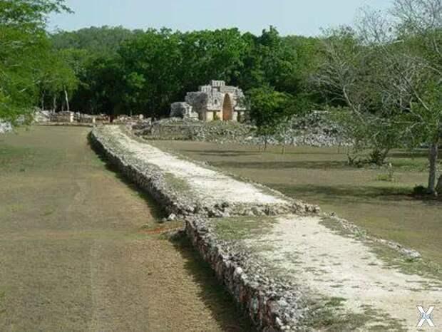 Дорога майя протяженностью 100 км - чудо древней инженерной мысли
