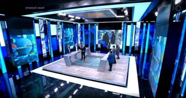 """Ведущий """"Время покажет"""" остроумно ответил на заявления о """"победе"""" ВСУ над Россией"""