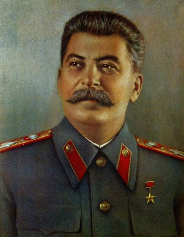 Сталин не проводил никаких репрессий!