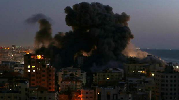 Sky News: армия Израиля обстреливает сектор Газа