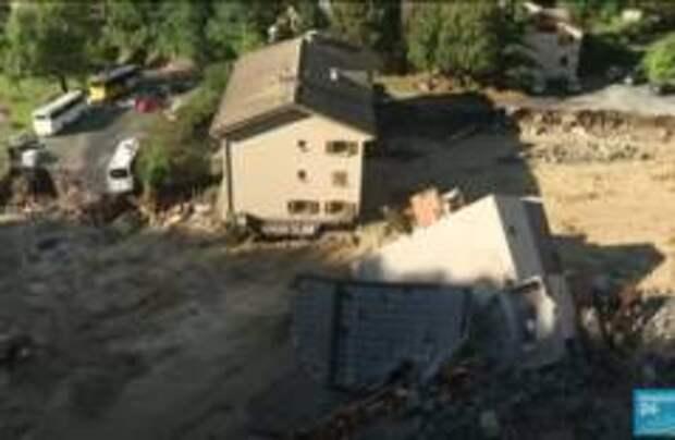 Семь человек погибли в результате сильного шторма во Франции и Италии