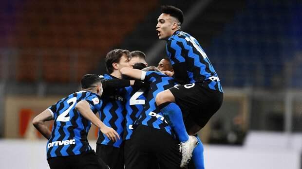 Дзанетти: «Интер» заслужил победу в Серии А. Осталось последнее усилие»