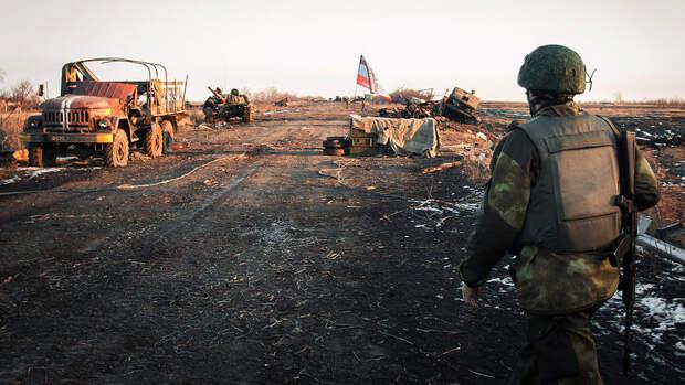 В ДНР сообщили о размещении ВСУ техники вблизи жилых домов Донбасса