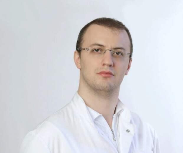 Статус «Московский врач» получил врач-уролог больницы им. Вересаева