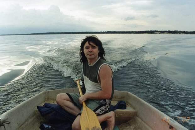 Евгений Осин. Жизнь кумира 90-х в 10 фотографиях