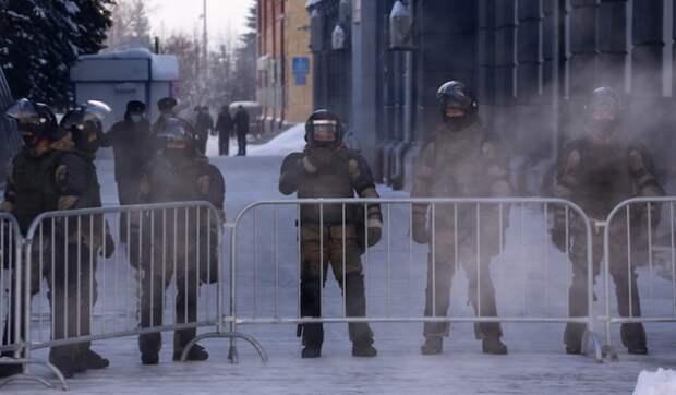 Политолог объяснил провал незаконных акций в Сибири и на Дальнем Востоке
