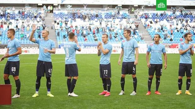 «Крылья Советов», «Алания» и «Оренбург» не получили лицензию для выступления в Российской премьер-лиге