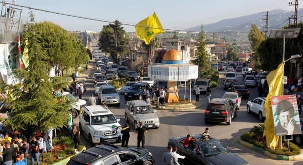 «Хизбалла» призвала всех ливанских патриотов прибыть на похороны ливанца, застреленного на границе с Израилем