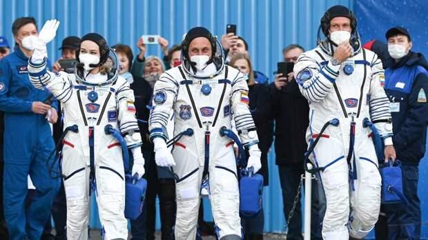 В московском метро запустили «космический» поезд