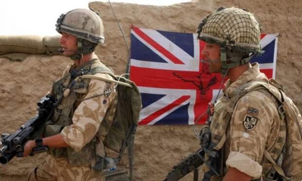 Британия заявила осамостоятельности ввопросе Афганистана
