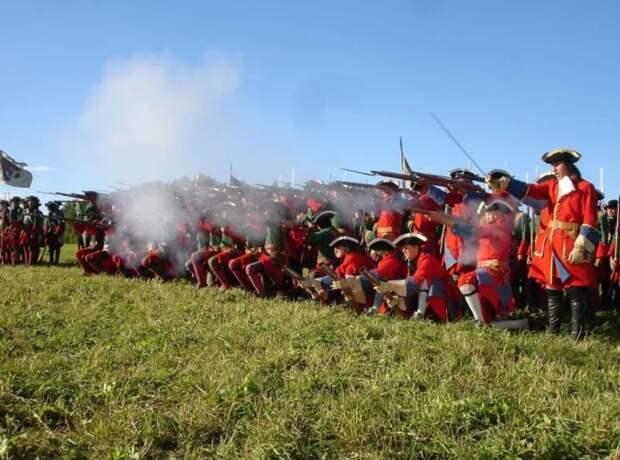 Апраксин вёл тяжелые сражения на Кавказе