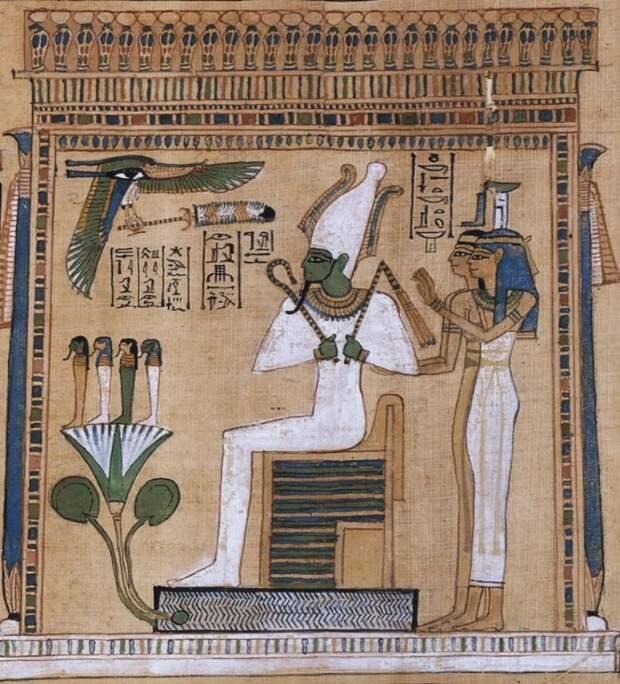 Тайна внутри саркофага: древнеегипетская мумия ребенка оказалась богом смерти
