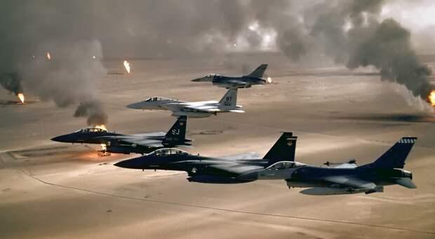 Эксперты рассказали о влиянии операции «Буря в пустыне» на политику США на Ближнем Востоке