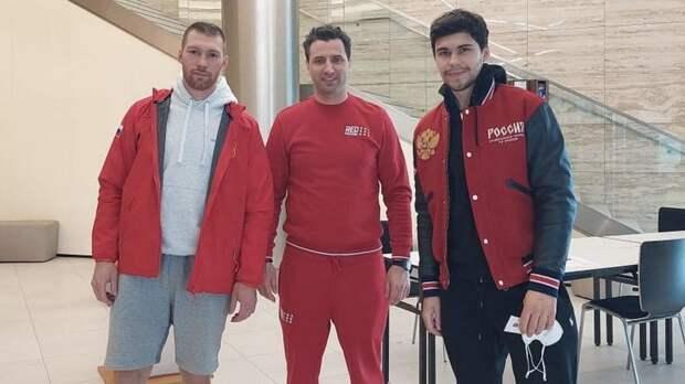 Зуб и Гавриков присоединились к сборной России