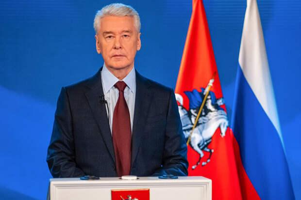 Собянин озвучил примерные сроки возвращения москвичей к нормальной жизни