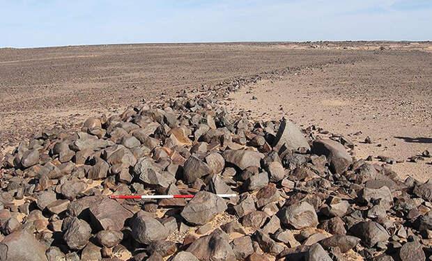 В центре Сахары нашли следы цивилизации, которая не связана ни с одной из известных современной науке
