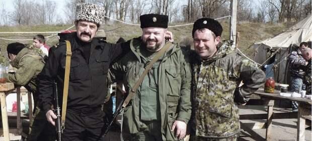 Моськи-раскольники против атамана Ивана Безуглого