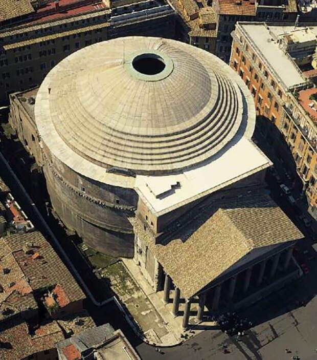 Римский Пантеон.