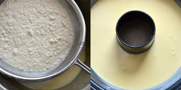 легкий кекс за 5 минут