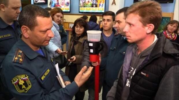 Крымский академический театр попал «под санкции»