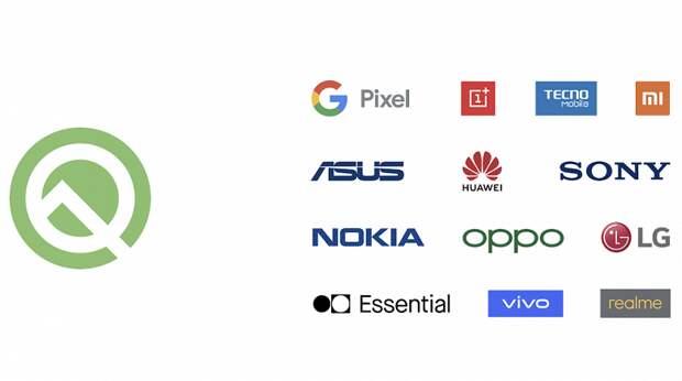 Представлена операционная система Android 10