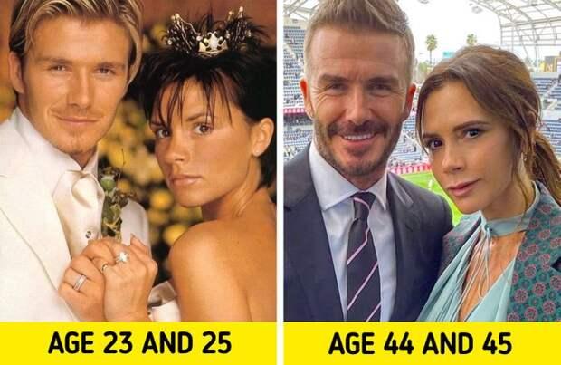 Какими были звезды до того, как стали знаменитыми