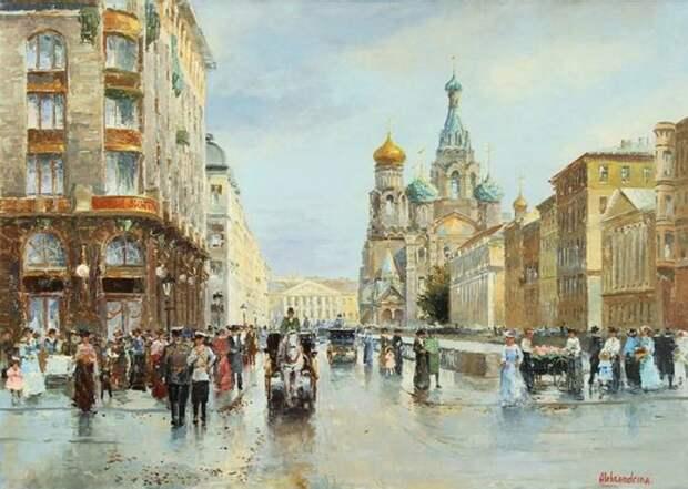 художник Ирина Александрина картины - 04