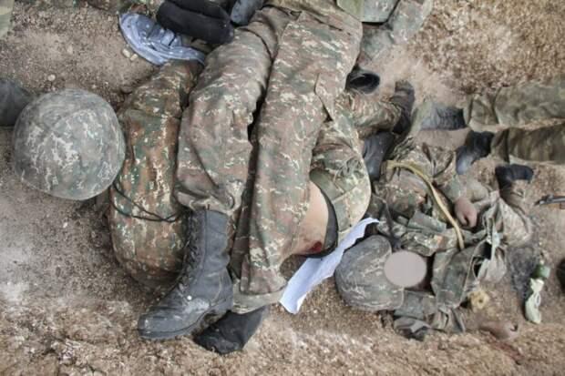 МО Армении: в Азербайджане уничтожен крупный склад ГСМ